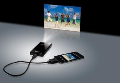 Projecteur d'Écran de Téléphone